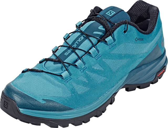 Salomon Outpath GTX Wandelschoenen Dames, tahitian tide/reflecting  pond/black